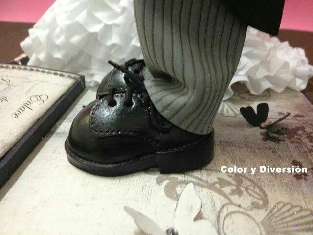 zapatos novio | fofuchas | pinterest | wedding crafts y shoes