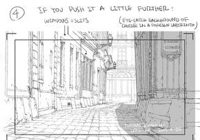 Tips For Drawing Backgrounds Background Drawing Sketch Background Perspective Drawing Lessons