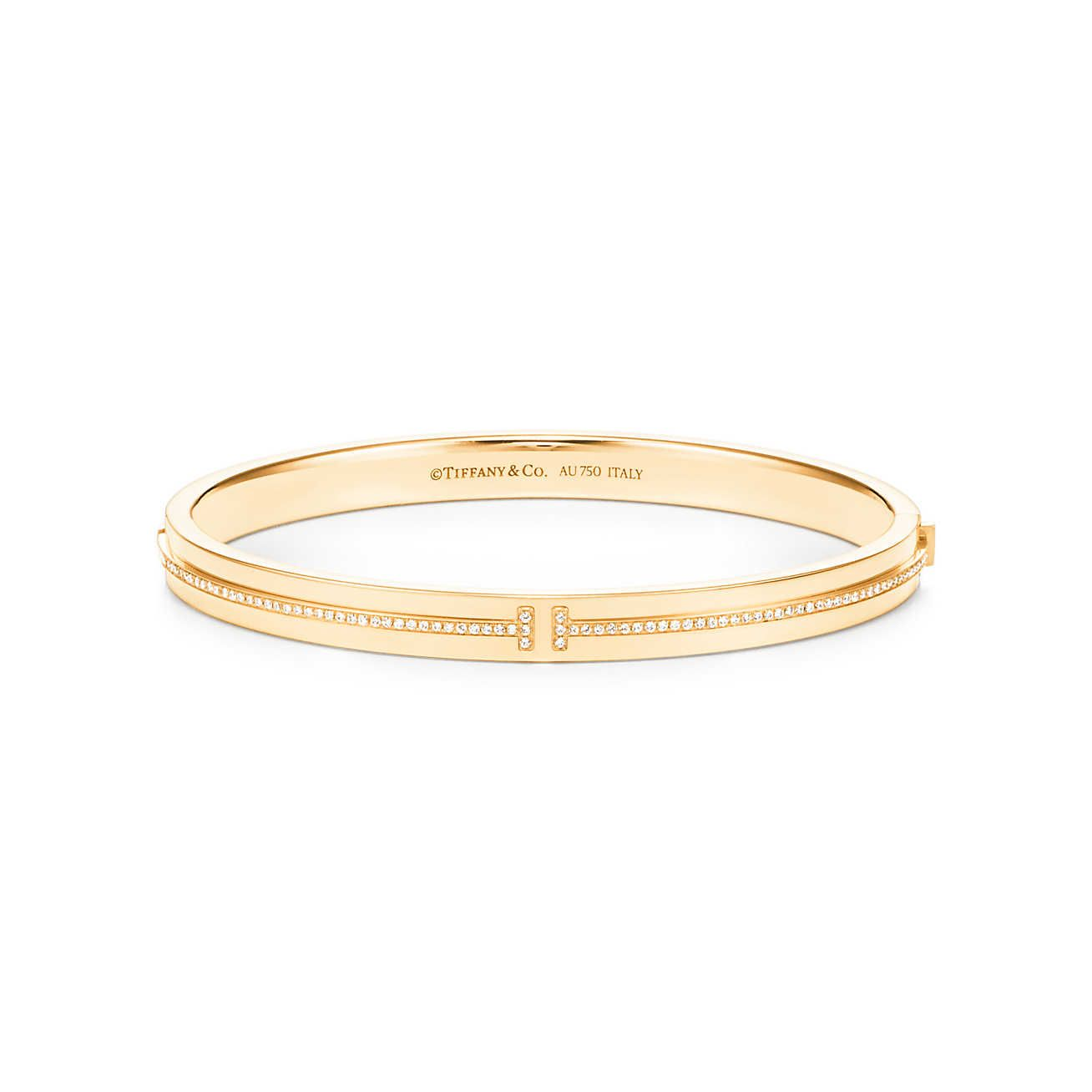 5a8c3387e Two Hinged Bangle in 2019 | FINE JEWELRY | Tiffany jewelry, Tiffany ...
