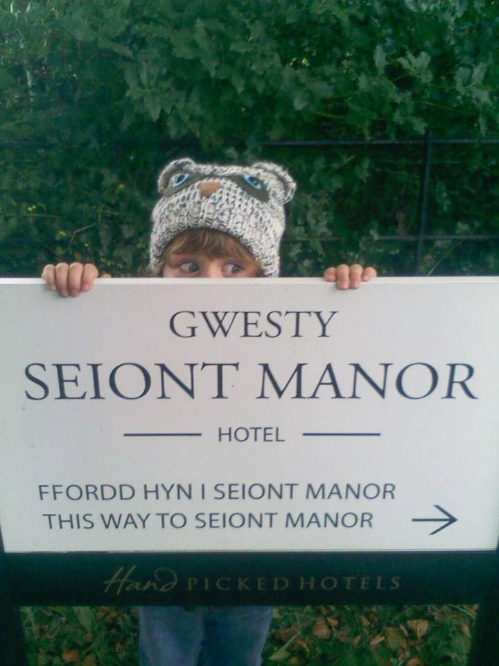 Seiont Manor, Snowdonia