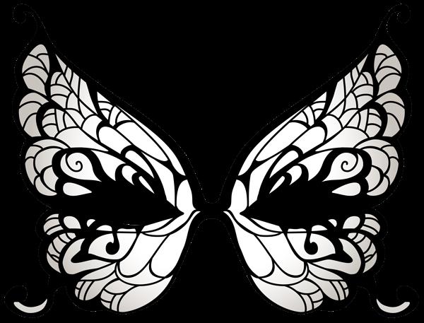 Transparent Psp Tubes Mask 2 Carnival Masks Butterfly Mask Art Images