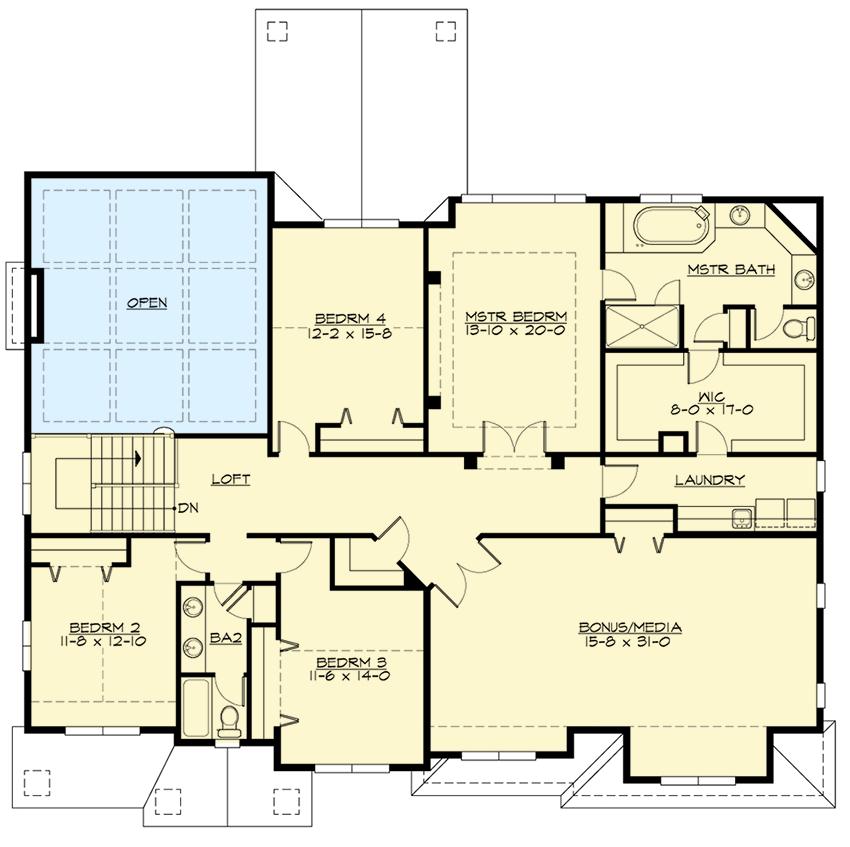 Plan 23657jd Charismatic Northwest House Plan House Plans New House Plans Architectural Design House Plans