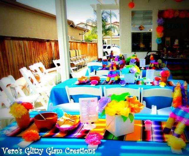 Mexican Themed Decoration Ideas Part - 39: Mexican Party Decorations | Mexican Fiesta Celebration | CatchMyParty.com