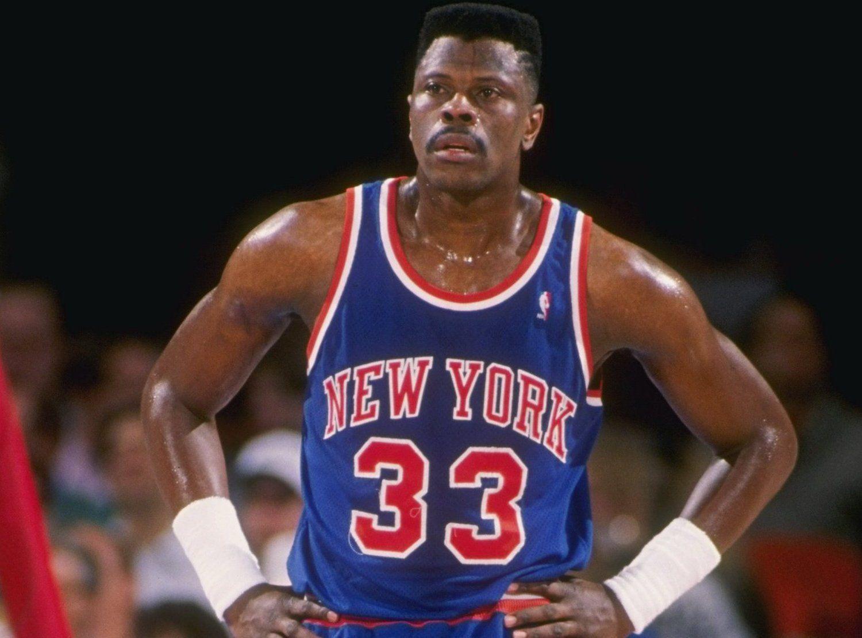 Patrick Ewing was the man New York Knicks