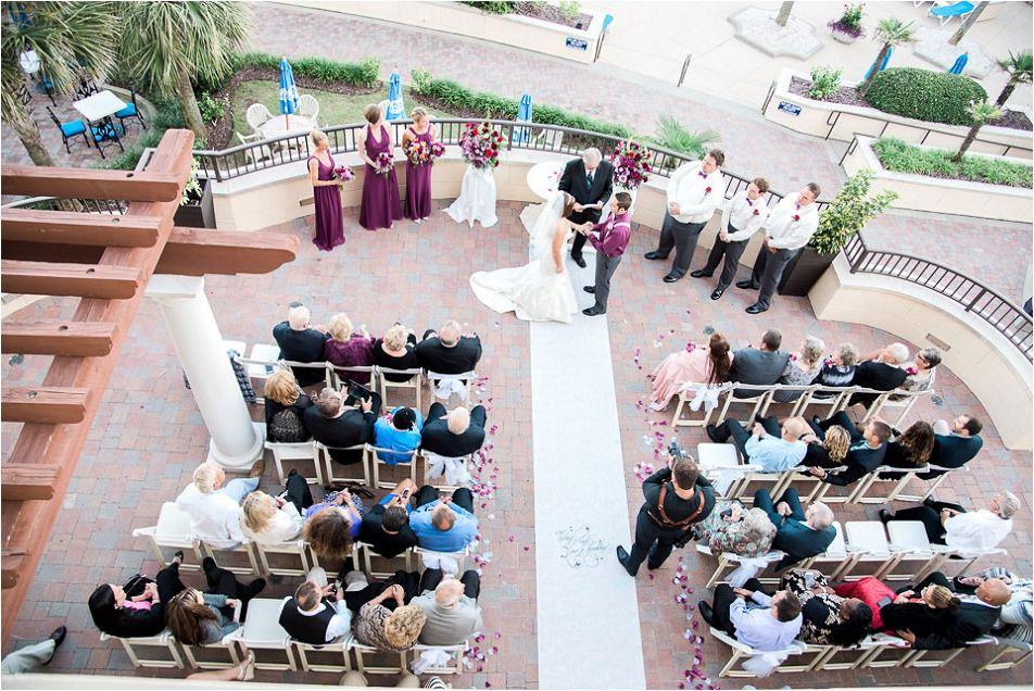 Myrtle Beach Marriott Resort Spa At Grande Dunes Weddings Venue