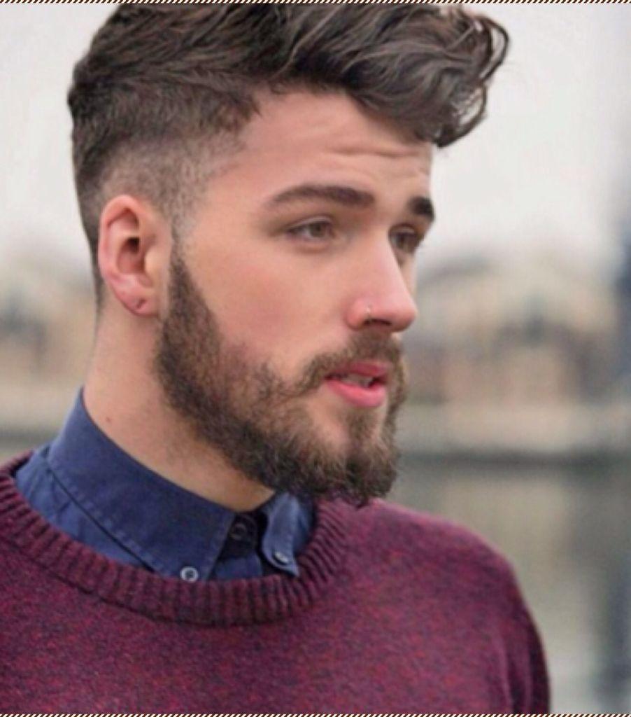 Modern pompadour beard - Full Beard Menfacialhair