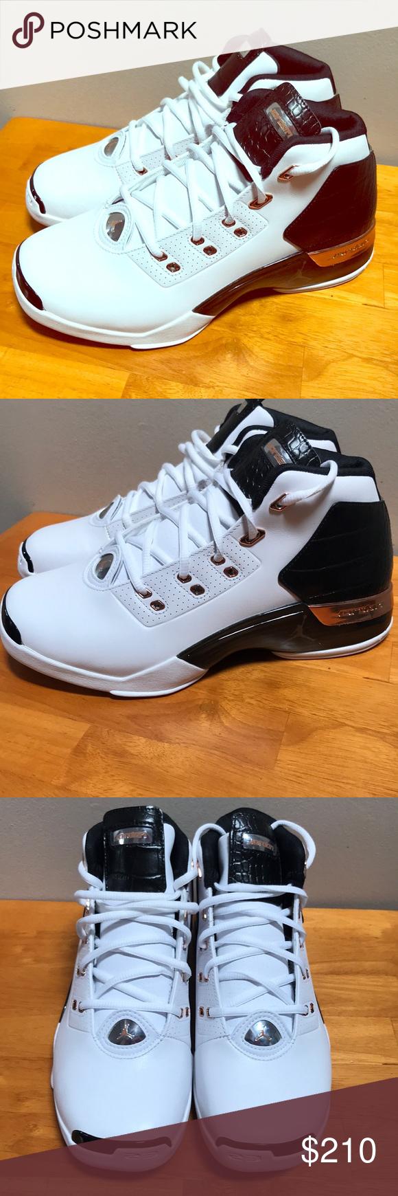 873fde5ebb7 New Nike Air Jordan 17 XVII Retro Copper Size 8.5 Brand new & 100% Nike