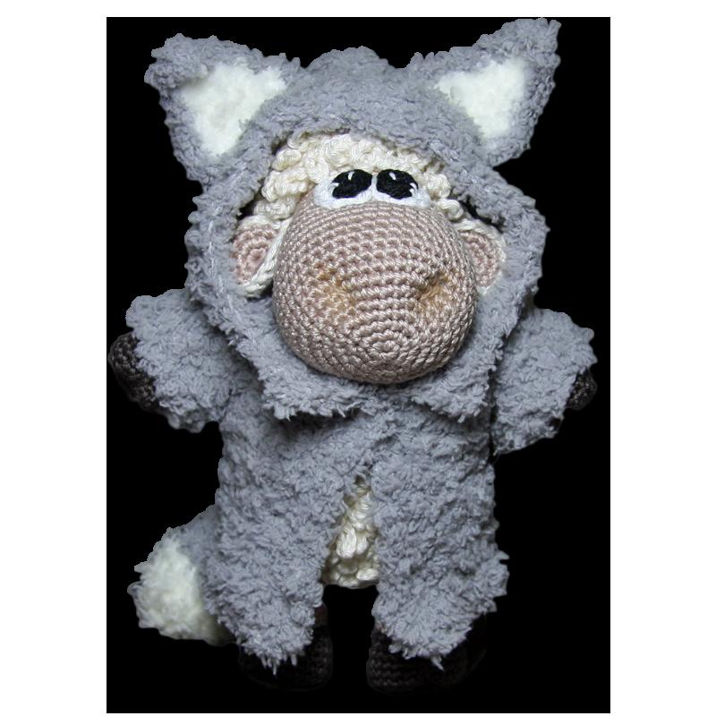 Bunte Schäfchen - Häkelanleitung   Schaf häkeln, Tiere häkeln ...   800x800