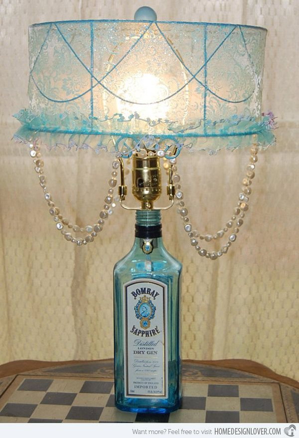 Repurpose Lamp Shade Upcycling Crafts