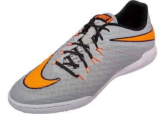 fc1af705f Nike HypervenomX Finale Indoor Shoes - Silver Storm. Get one at SoccerPro  today!