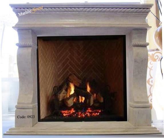 Limestone Fireplace Mantels Www Marblegrand Com The European