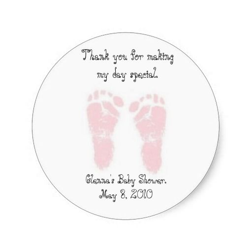 Baby Shower Favor Stickers Shower Favors And Babyshower