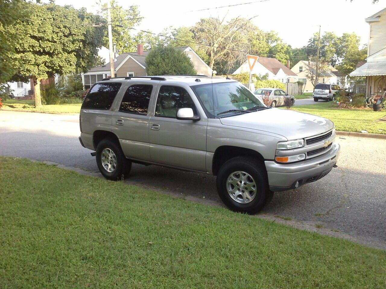 2004 Chevy Tahoe Z71 Stripped Leveled Chevy Tahoe Z71 Chevy