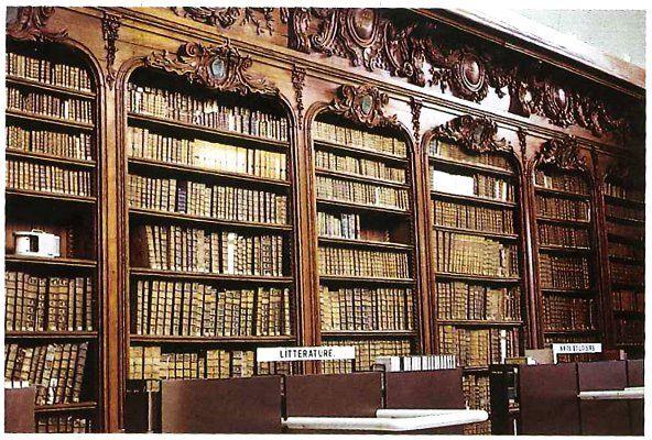 biblioth que ancienne archi d co meubles pinterest ancien biblioth que de r ve et. Black Bedroom Furniture Sets. Home Design Ideas