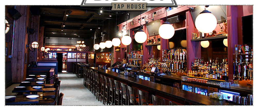 District Tap House 246 W 38th St New York Ny Districttaphouse Com Nyc Bars Restaurant Bar Tea Light Candle