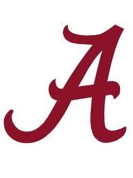 bama logo to use as a stencil rolltide bama crimson alabama rh pinterest com alabama logo pumpkin stencil
