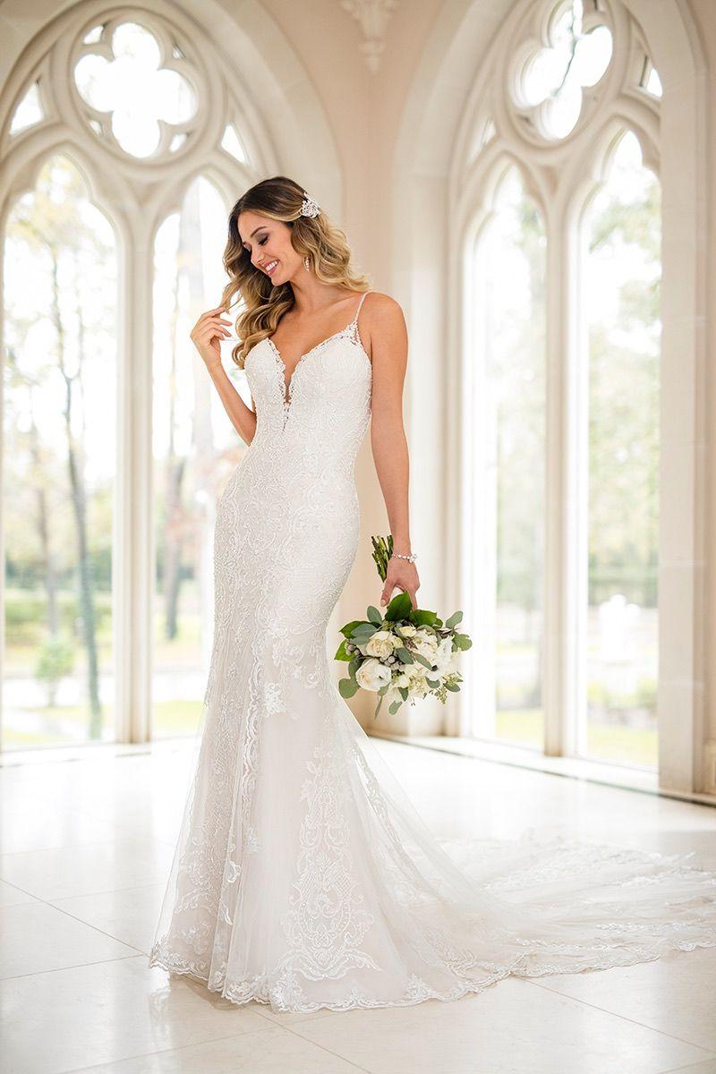 4447cc5527 Glamorously Timeless Stella York Wedding Dresses Fall 2018 ...