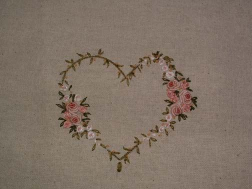 Free Hand Embroidery Patterns Heart Designs These Small Hand