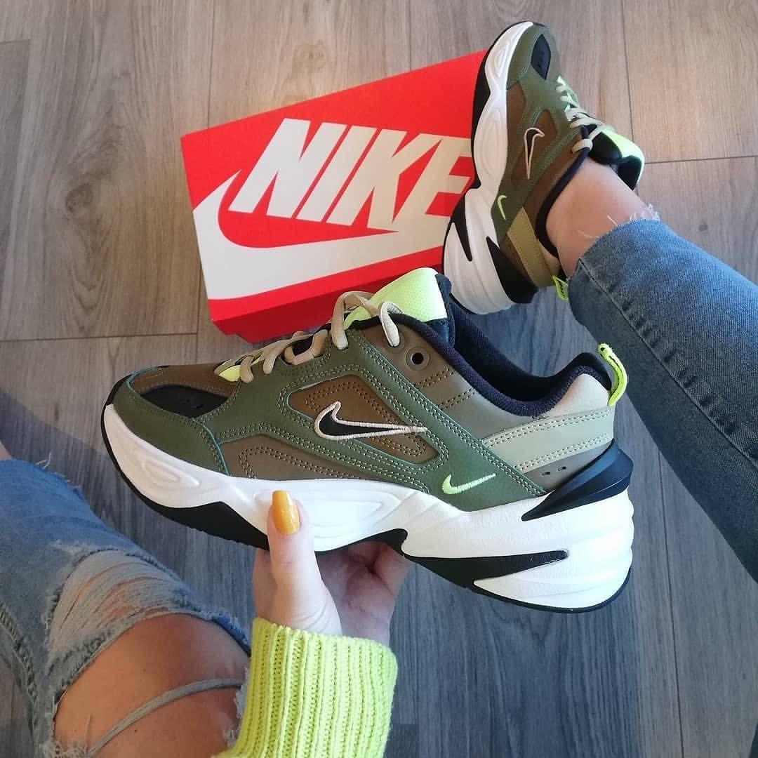 "quality design 5f29b 6ee12 sneakergram on Instagram: ""Nike M2K Tekno 🐊 Jetzt über den Link in der Bio  verfügbar 😍 #nikem2ktekno #m2ktekno #nike #nikesneakers"""