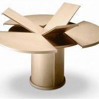 Galleria foto - Tavolo rotondo allungabile Foto 1 | Arredamento nel ...