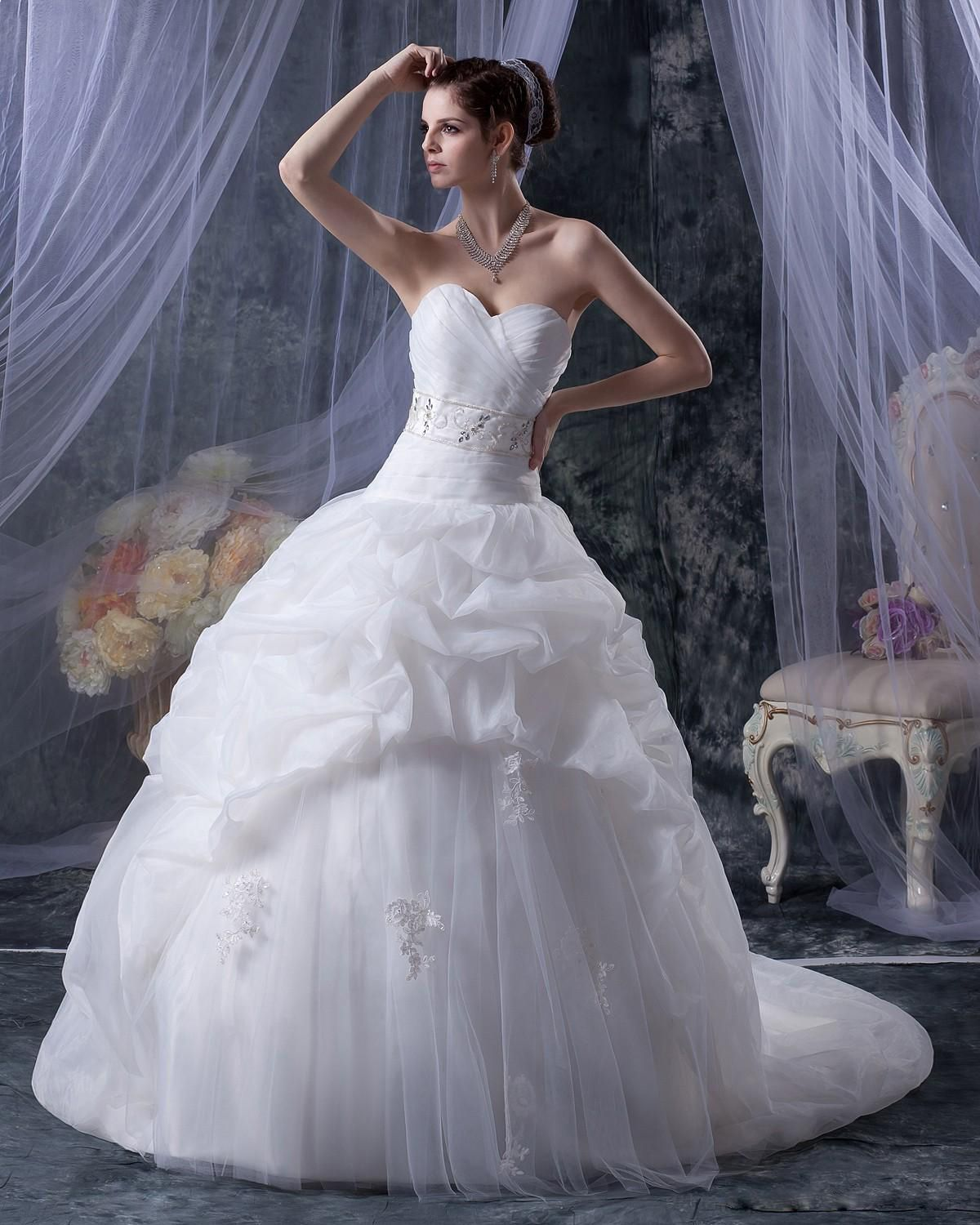 Best 25+ Ball Gown Wedding Ideas On Pinterest