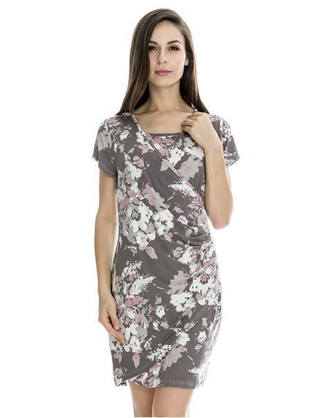 57eb81764068 Emotion Moms Fashion Maternity Clothes Summer Nursing Breastfeeding Dresses  for Pregnant Women Maternity Dress feeding Clothes