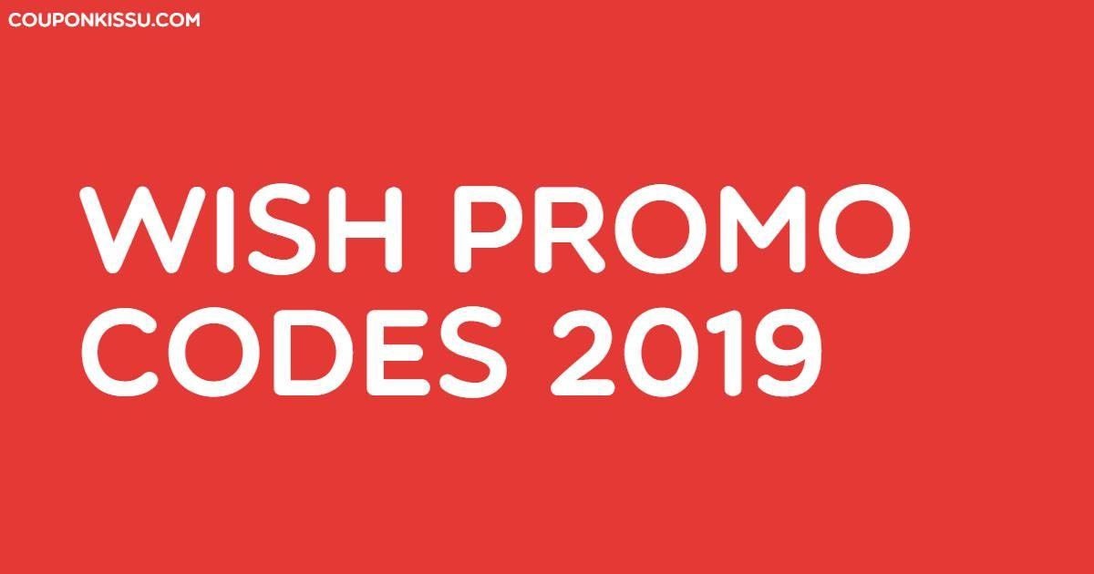 wish promo code free shipping 2019