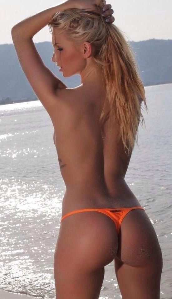Naked girl stripping gif