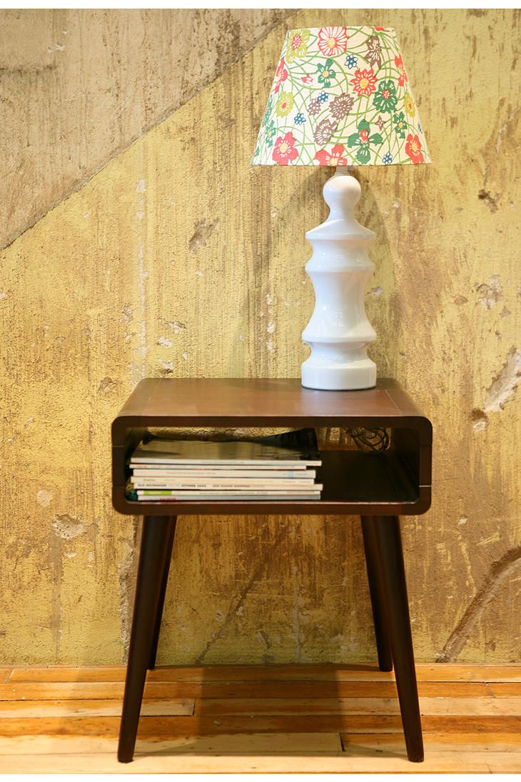 Mid Century Modern Nightstand Lamp