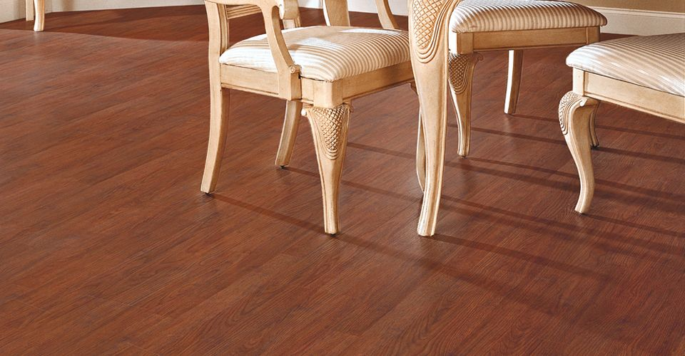 CHERRY With Easy GripStrip Installation Vinyl Plank Resilient Flooring Has Never Been This To Install And Looked Realistic