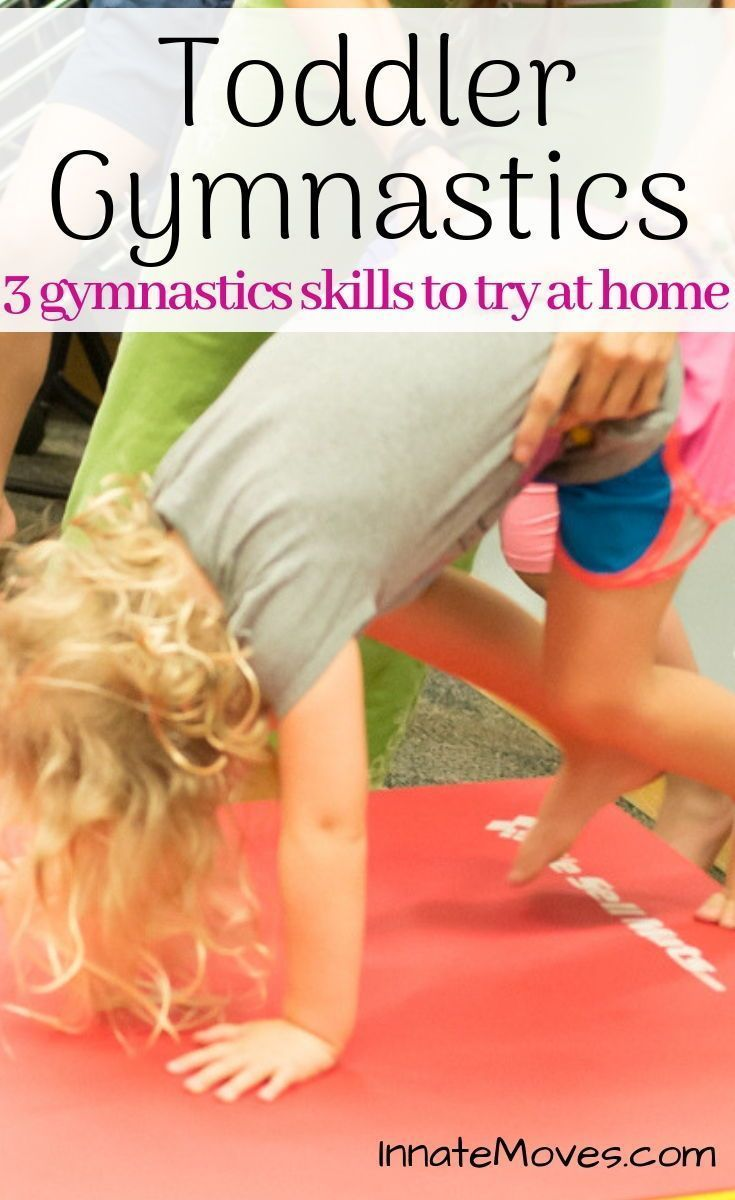 gymnastics classes for toddlers near me