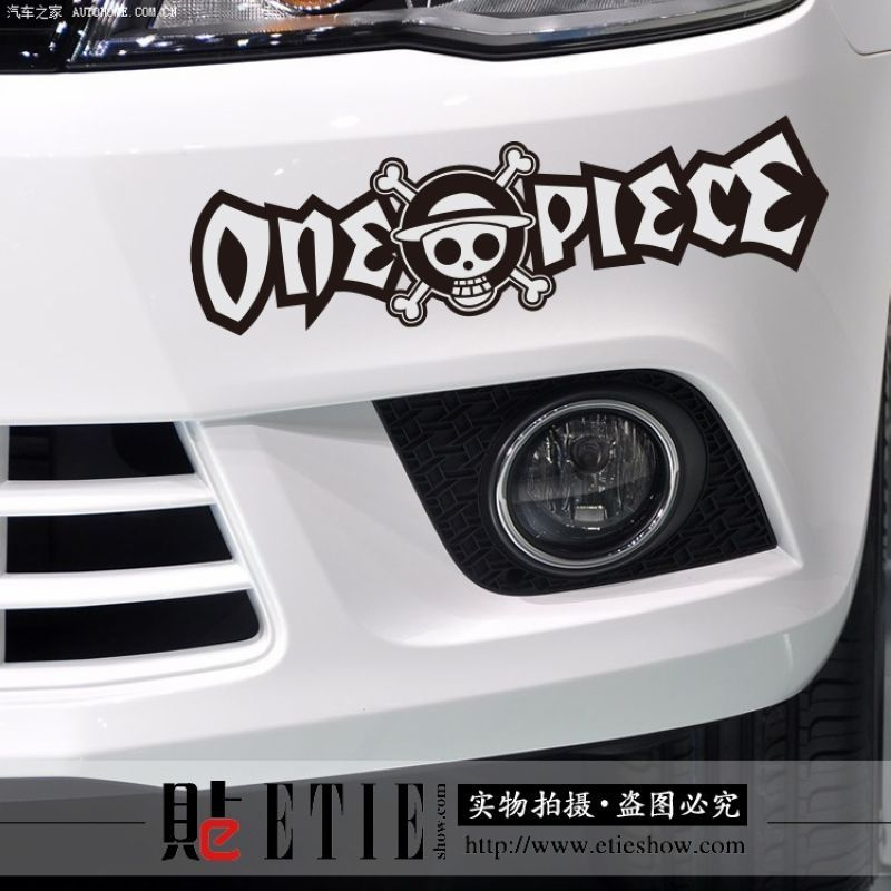 Find more stickers information about factory direct car styling stickers piece monkey d luffy custom car window stickers reflective vinyl sticker printing