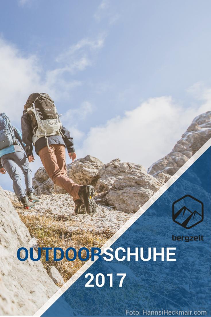 Kaufberatung Outdoorschuhe fürs Wandern, Trekking