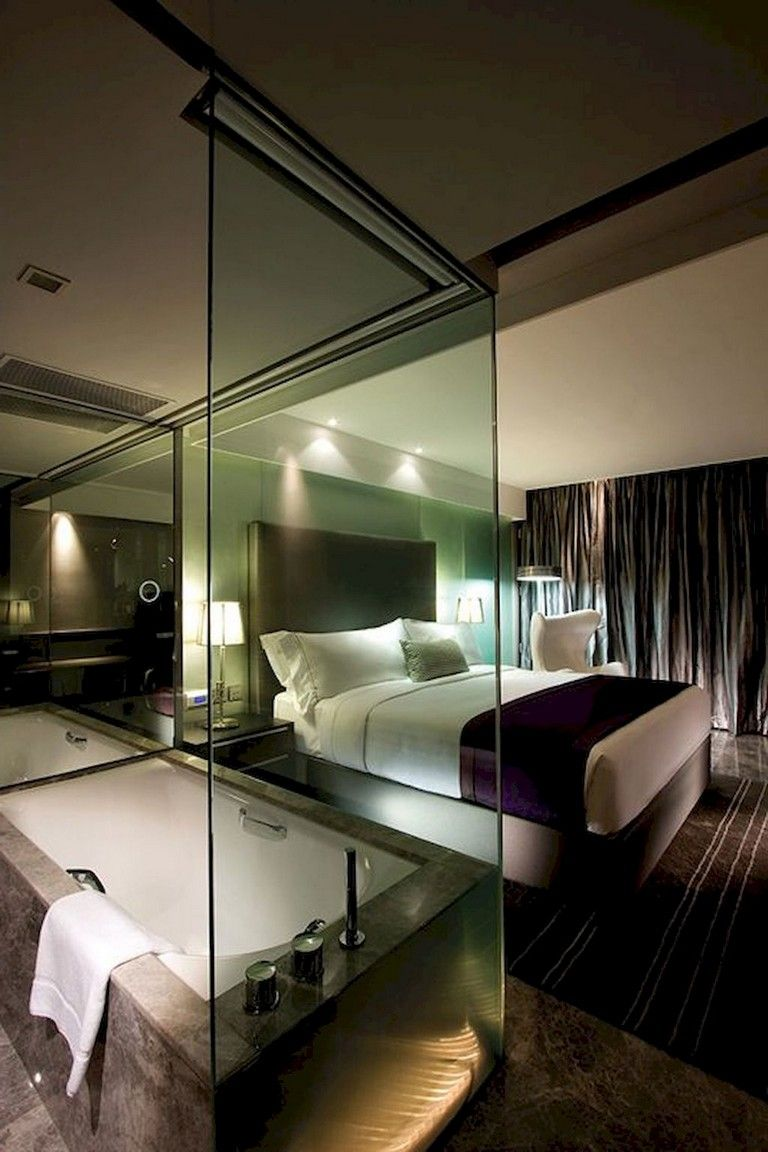 Romantic Hotel Room Ideas: 57+ Sweet Master Bedroom Decor Ideas And Remodel