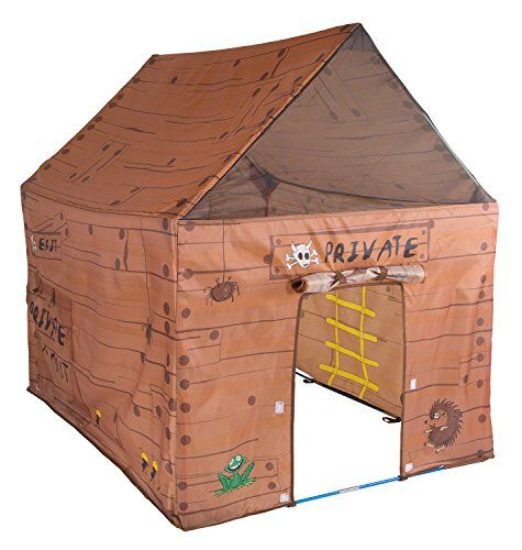 Pacific Play Tents Kids Club House Tent Playhouse for Indoor ...