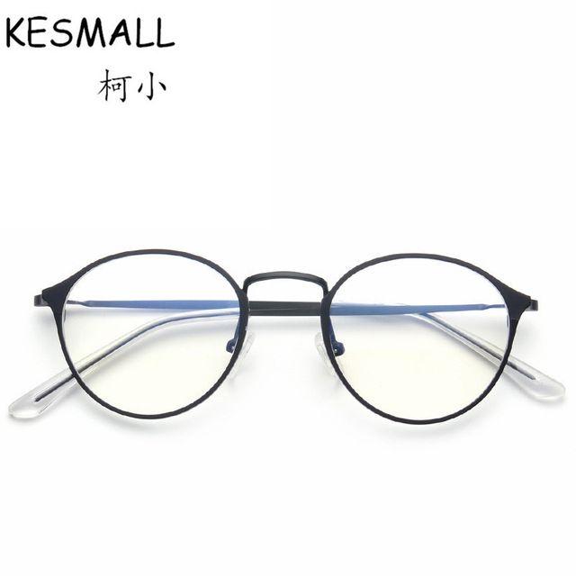 edfebe5a07a8 Fashion Optical Glasses Frame Women Mens Vintage Eyeglasses Frames Korean  Style Student Retro Glasses Frame Oculos De Grau YJ228