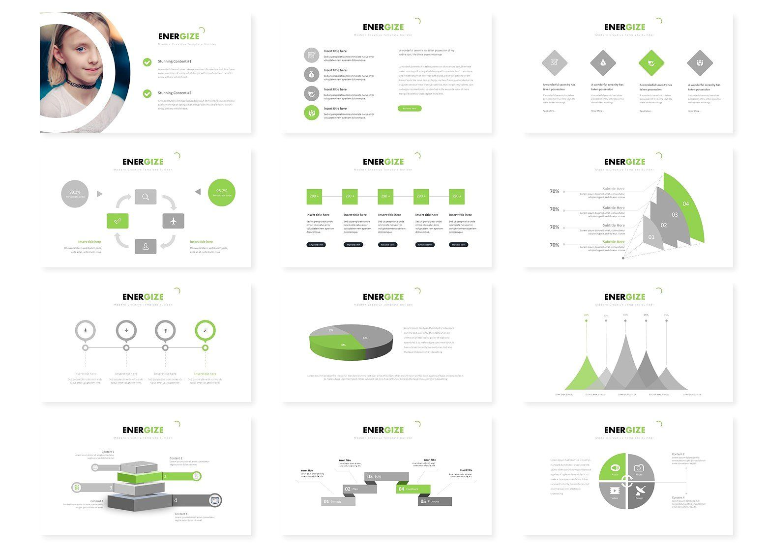 Energize Powerpoint Template placeholderimageinclude