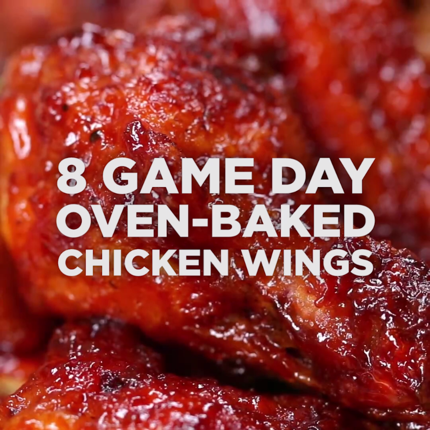 These 8 types of baked chicken wings are perfect for game day these 8 types of baked chicken wings are perfect for game day forumfinder Choice Image