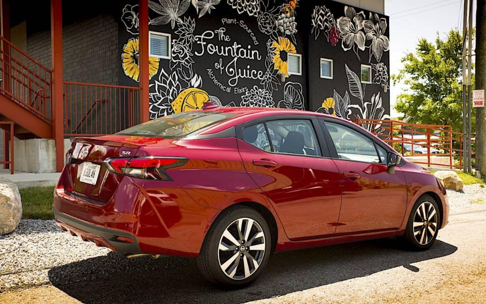 Nissan Versa 2020 Precios Versiones Y Equipamiento En Puerto Rico