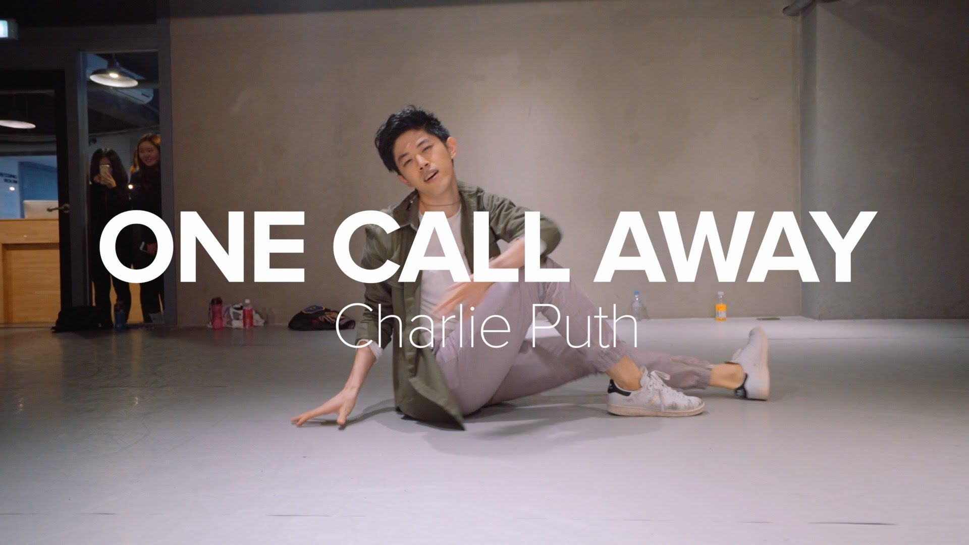 One Call Away Charlie Puth Bongyoung Park Choreography