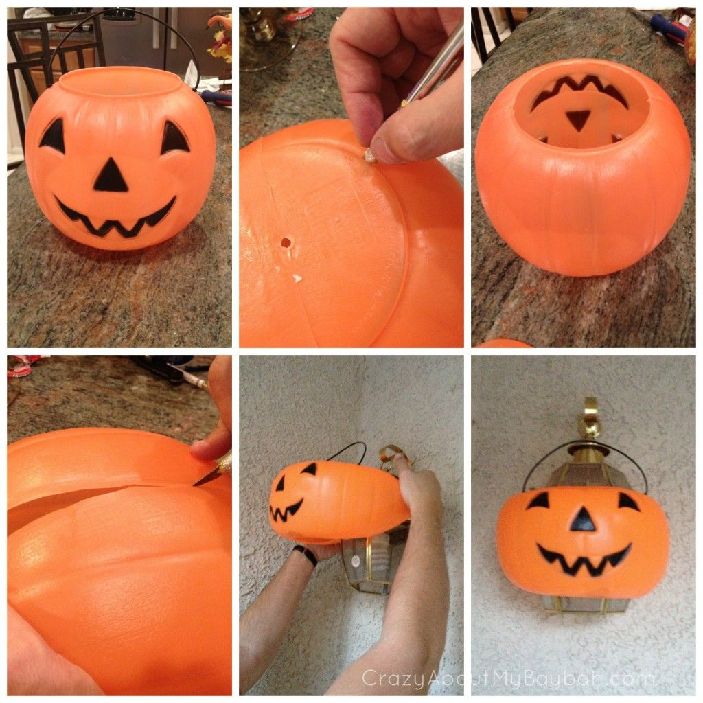 Easy Halloween Craft 1024x1024 Easy Halloween Craft | Pumpkin ...