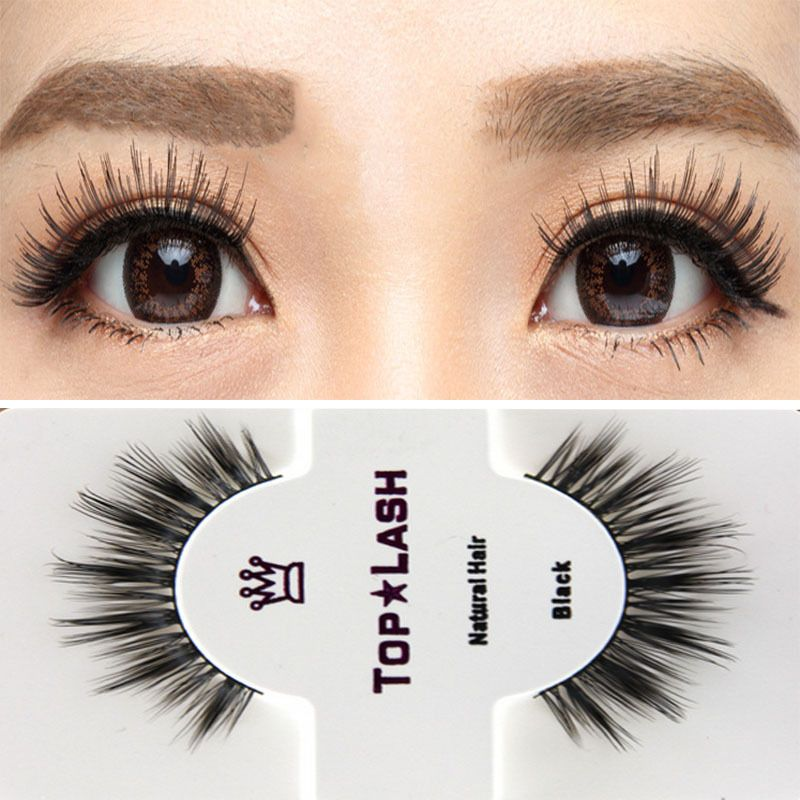 High Quality Women Make Up False Eyelashes Luxury Mink Natural Thick