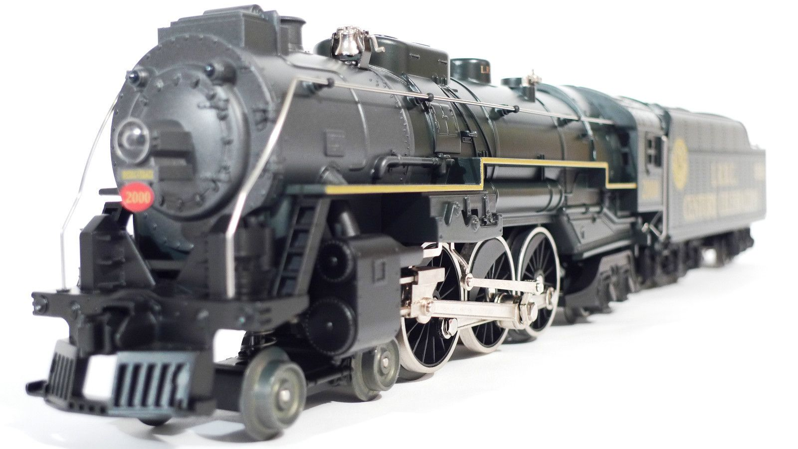 how to make a model train engine