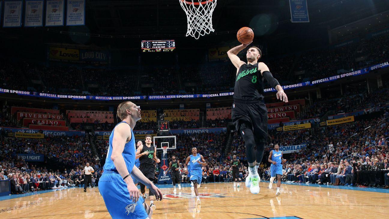 Fantasy basketball Top 150 Zach LaVine soars in rankings
