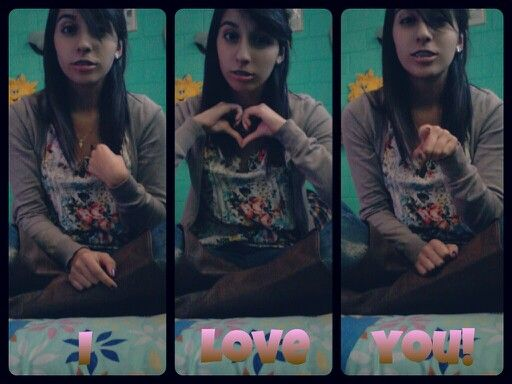 I - Love - You collage