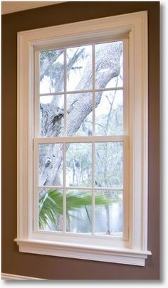 Window Trim Ideas   Using Aprons, Casing & Sills to Dress Up Your ...