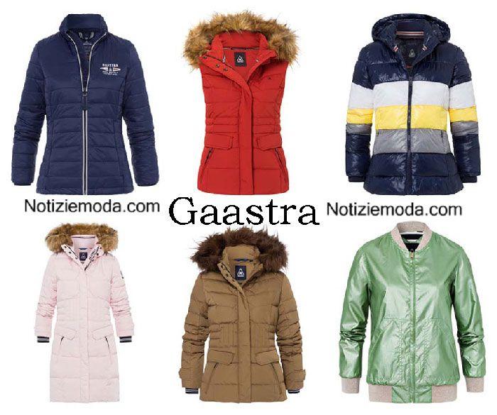 watch c647e 836f3 Giubbotti Gaastra autunno inverno 2016 2017 donna | Moda ...