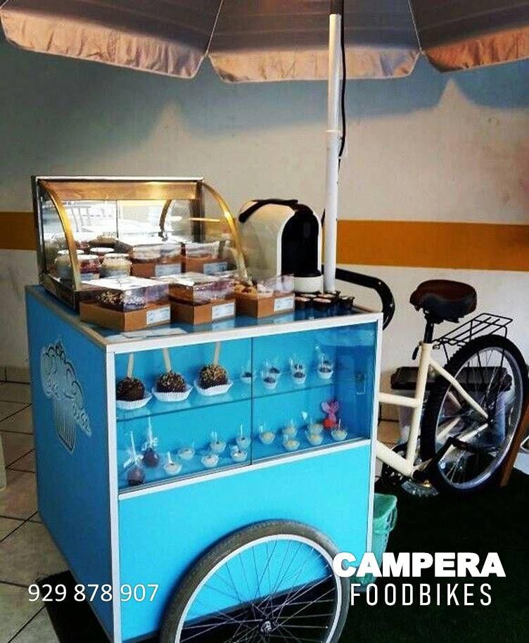 Pin En Food Bikes En Lima
