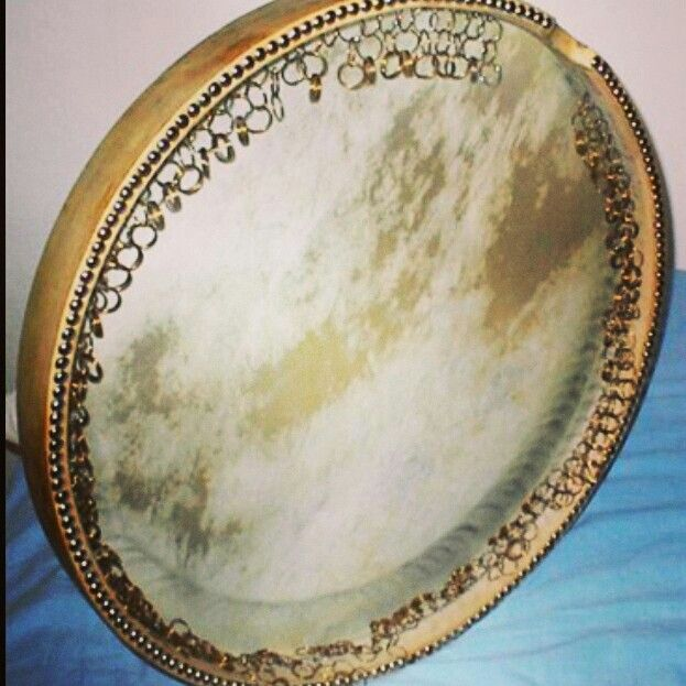 Daf Iranian Percussion Instrument