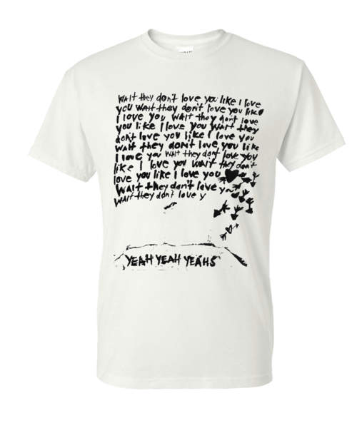 Maps White T-Shirt | Want! | Shirts, White t, T shirt on karen o yeah, aw yeah, yeah album cover, yeah thank you, yeah huh, yeah boy, uh yeah, ludacris yeah, yeah you know, yeah it was, yeah well, yeah clip art, ohh yeah, yeah buddy, yeah i know, yeah band,
